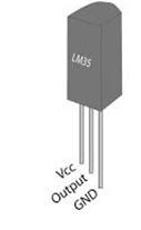 LM35 Diagram