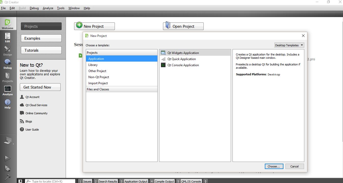 Use OpenCV in Qt Creator Community _image_1